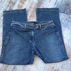 J. Crew Straight Leg Jeans Style: 62933